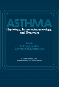 Asthma - 1st Edition - ISBN: 9780120684502, 9781483216263