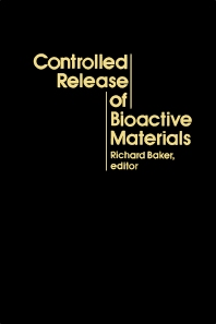 Cover image for Controlled Release of Bioactive Materials