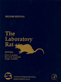 The Laboratory Rat, 2nd Edition,Mark Suckow,Steven Weisbroth,Craig Franklin,ISBN9780120749034