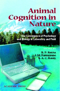 Cover image for Animal Cognition in Nature