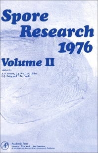 Spore Research 1976 V2 - 1st Edition - ISBN: 9780120787029, 9780323149266