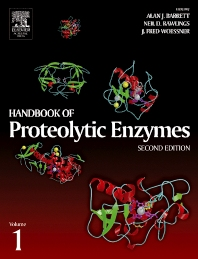 Cover image for Handbook of Proteolytic Enzymes, Volume 1