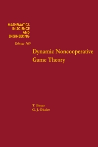Cover image for Dynamic Noncooperative Game Theory