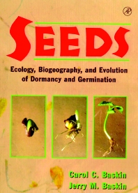 Seeds - 1st Edition - ISBN: 9780120802609, 9780080540863