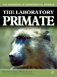 Cover image for The Laboratory Primate