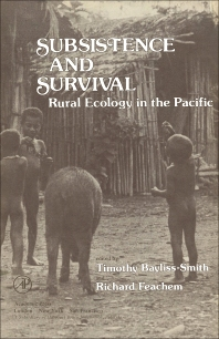 Subsistence and Survival - 1st Edition - ISBN: 9780120832507, 9781483288116