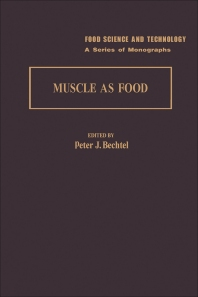 Cover image for Muscle as Food