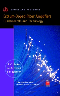 Erbium-Doped Fiber Amplifiers - 1st Edition - ISBN: 9780120845903, 9780080505848
