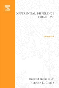 Cover image for Differential-Difference Equations