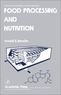 Cover image for Food Processing and Nutrition