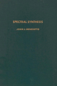 Cover image for Spectral Synthesis