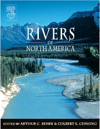 Cover image for Rivers of North America