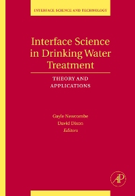 Cover image for Interface Science in Drinking Water Treatment