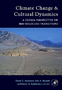 Cover image for Climate Change and Cultural Dynamics