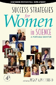 Cover image for Success Strategies for Women in Science