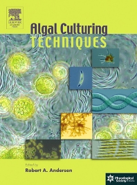 Algal Culturing Techniques, 1st Edition,Robert A. Andersen,ISBN9780120884261