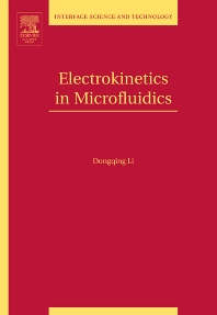 Cover image for Electrokinetics in Microfluidics