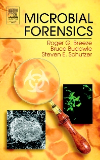 Cover image for Microbial Forensics