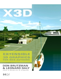 X3D, 1st Edition,Don Brutzman,Leonard Daly,ISBN9780120885008