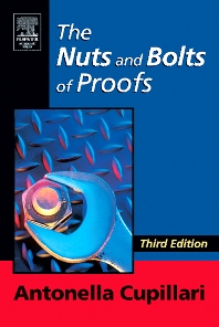 The Nuts and Bolts of Proofs - 3rd Edition - ISBN: 9780120885091, 9780080537900
