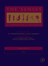 Cover image for The Senses: A Comprehensive Reference, Six-Volume Set