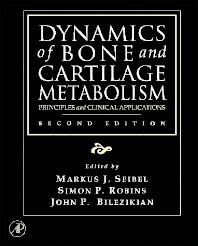 Cover image for Dynamics of Bone and Cartilage Metabolism
