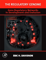 The Regulatory Genome, 1st Edition,Eric Davidson,ISBN9780120885633