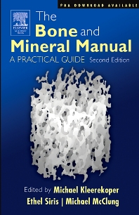 Cover image for The Bone and Mineral Manual