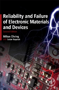 Cover image for Reliability and Failure of Electronic Materials and Devices