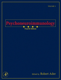 Cover image for Psychoneuroimmunology