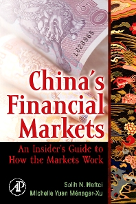 China's Financial Markets - 1st Edition - ISBN: 9780120885800, 9780080467672