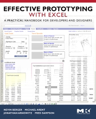Cover image for Effective Prototyping with Excel