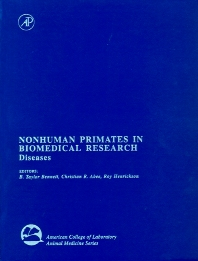Nonhuman Primates in Biomedical Research
