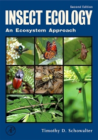 Cover image for Insect Ecology