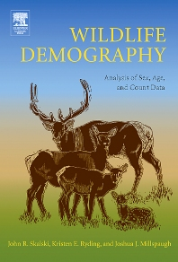 Cover image for Wildlife Demography