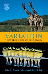 Variation, 1st Edition,Benedikt Hallgrímsson,Brian Hall,ISBN9780120887774