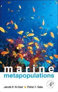 Cover image for Marine Metapopulations