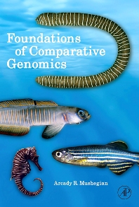 Foundations of Comparative Genomics, 1st Edition,Arcady Mushegian,ISBN9780120887941