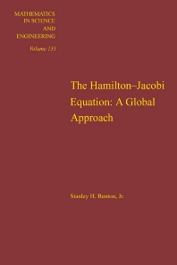 Cover image for Hamilton-Jacobi Equation: A Global Approach