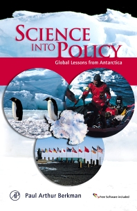 Science into Policy, 1st Edition,Paul Berkman,ISBN9780120915606