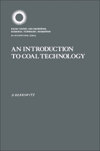 Cover image for An Introduction to Coal Technology