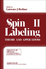 Spin Labeling - 1st Edition - ISBN: 9780120923526, 9781483216416