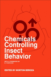 Cover image for Chemicals Controlling Insect Behavior