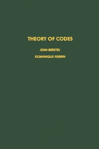 Theory of Codes - 1st Edition - ISBN: 9780120934201, 9780080874364