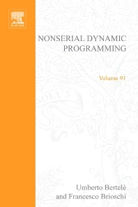 Nonserial Dynamic Programming - 1st Edition - ISBN: 9780120934508, 9780080956008
