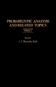 Probabilistic Analysis and Related Topics - 1st Edition - ISBN: 9780120956029, 9781483275536