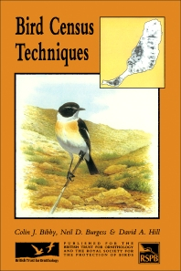 Bird Census Techniques - 1st Edition - ISBN: 9780120958306, 9780080984506