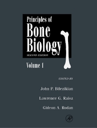 Cover image for Principles of Bone Biology, Two-Volume Set