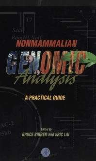 Nonmammalian Genomic Analysis - 1st Edition - ISBN: 9780121012854, 9780080537726