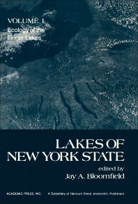 Lakes of New York State - 1st Edition - ISBN: 9780121073015, 9781483277509